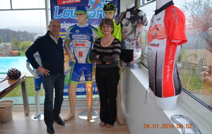Pascal et Isabelle ROLLAND        LOUISARD64